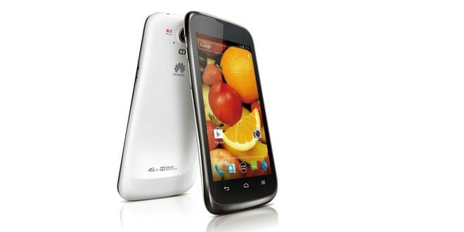 Huawei Ascend P1 LTE ohne Vertrag