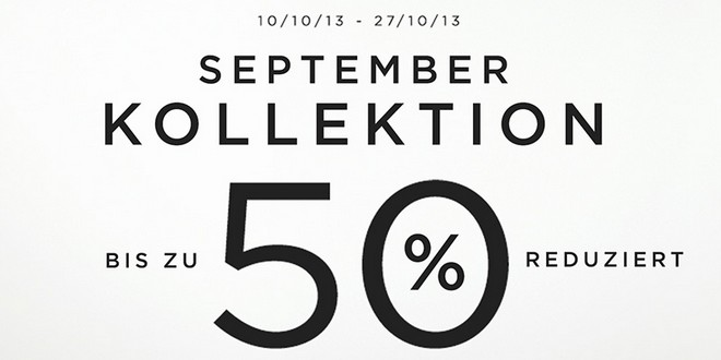 Mango September Kollektion 50% reduziert