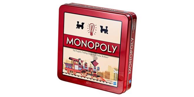 Monopoly Nostalgie günstig kaufen bei Kaufhof