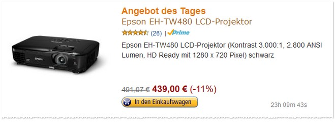 amazon angebot des tages am 5 november 2013. Black Bedroom Furniture Sets. Home Design Ideas