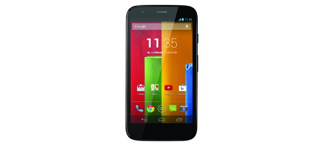 Motorola Moto G ohne Vertrag