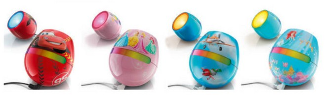 Philips Living Colors Micro Disney