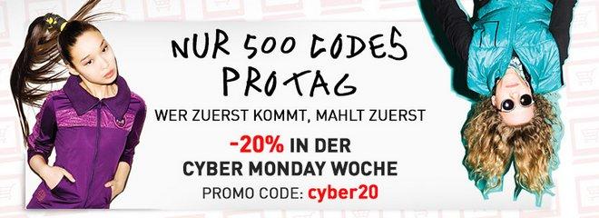 Puma Cyber Monday Woche