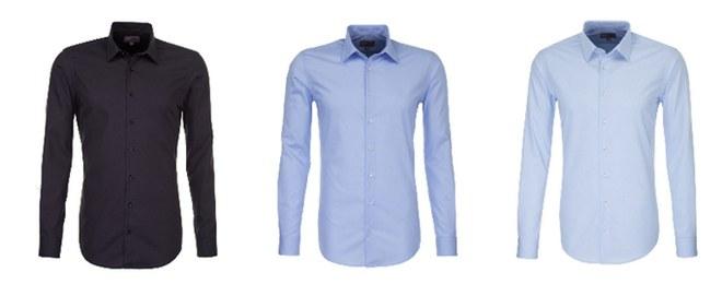 Redford Slim-Fit-Hemden im Seidensticker-Outlet