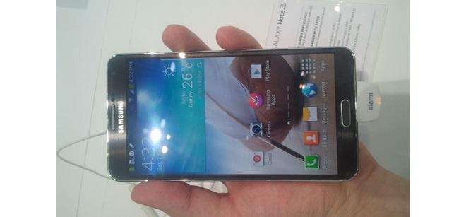 Samsung Galaxy Note 3 auf der IFA 2013