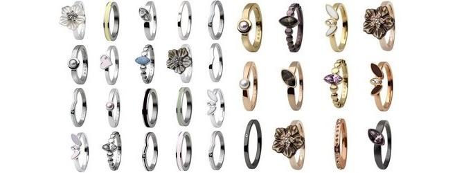 Skagen Damen-Ringe für 9,99 € bei eBay - viele Farben & Modelle