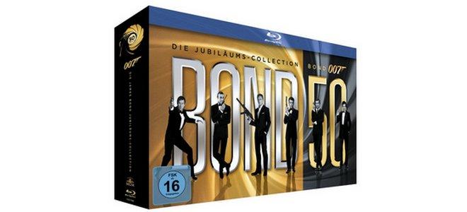 Sony KDL 50W656 plus James Bond Blu-ray Collection