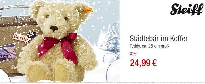 Steiff Teddy Städtebär