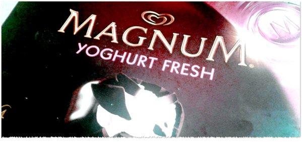Langnese Magnum Fabrikverkauf