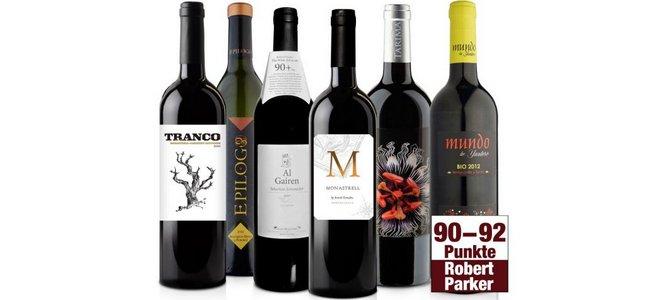 Weinpaket Robert Parker