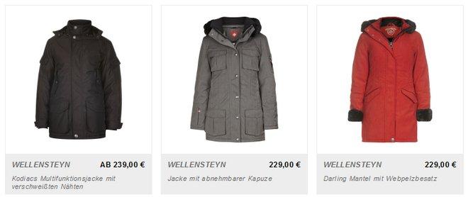 Wellensteyn Jacken