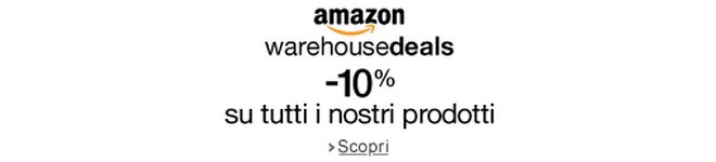 Amazon Warehouse Deals Gutschein Italien