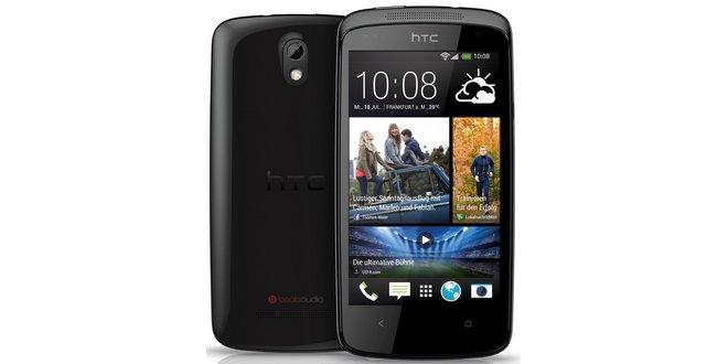HTC Desire 500 ohne Vertrag
