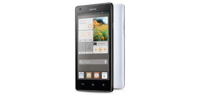 Huawei Ascend G700 ohne Vertrag