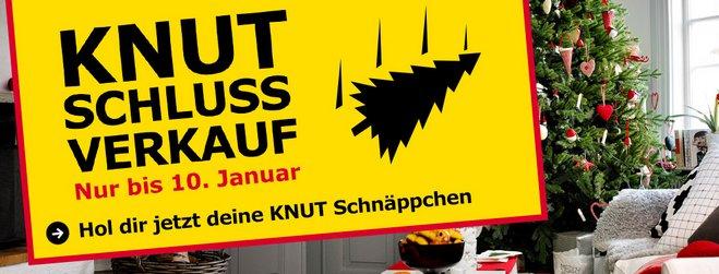 IKEA Knut Schlussverkauf 2015