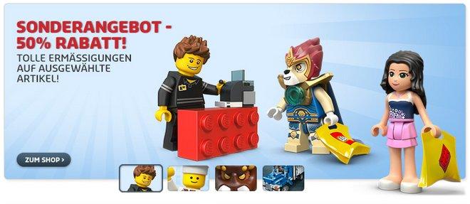 LEGO Sale auf Sets