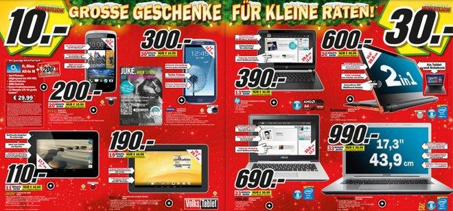 Media Markt Prospekt ab 18.12.2013