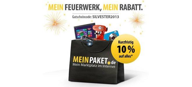 Meinpaket Gutschein Silvester 2013