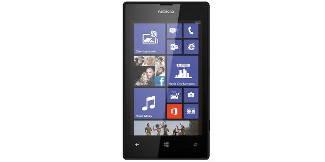 Nokia Lumia 520 ohne Vertrag