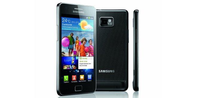 Samsung Galaxy S2 ohne Vertrag