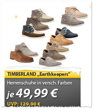 Timberland Earthkeepers günstig