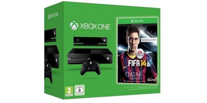 Xbox One + Fifa 14