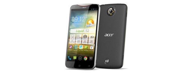 Acer Liquid S2 ohne Vertrag