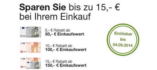 GALERIA Kaufhof Aktions-Code