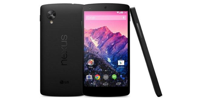 Google Nexus 5 ohne Vertrag kaufen