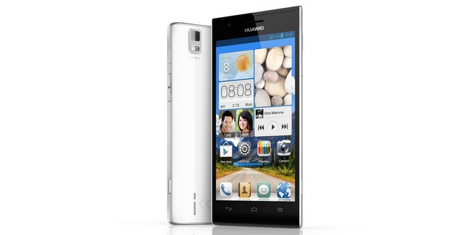 Huawei Ascend P2 ohne Vertrag