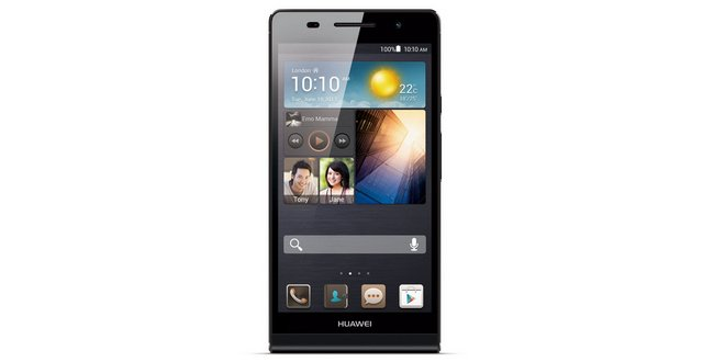 Huawei Ascend P6 ohne Vertrag