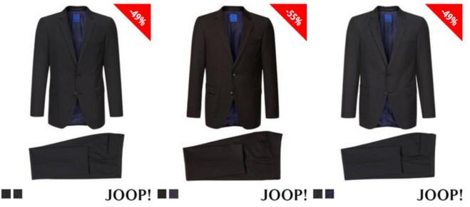 joop anzug finch brad g nstig kaufen unter 200. Black Bedroom Furniture Sets. Home Design Ideas
