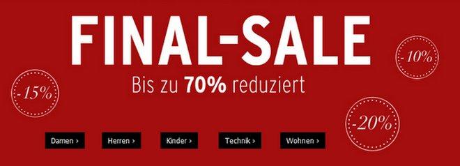 Karstadt Sale