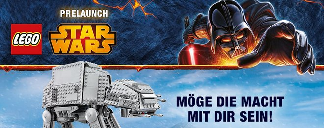 LEGO-Sale Star Wars Prelaunch
