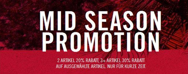 Levi's Mid Season Sale