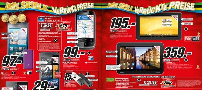Media Markt Prospekt 5.2.2014