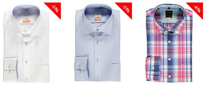 Olymp Hemden Sale