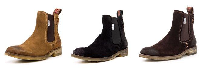 Pierre Cardin Chelsea Boots