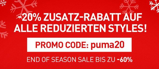 Puma-Sale