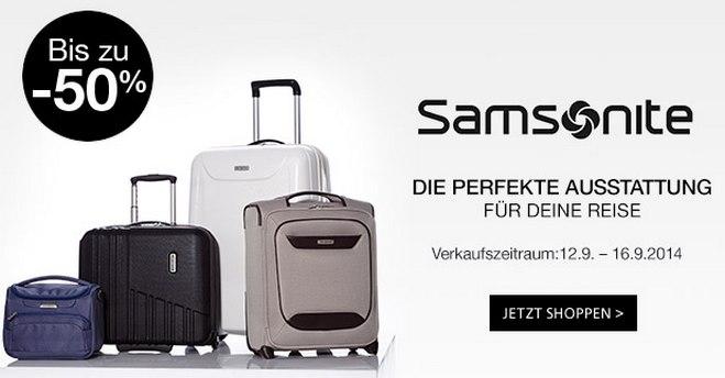 Samsonite Sale bei Amazon BuyVIPSamsonite Sale bei Amazon BuyVIP