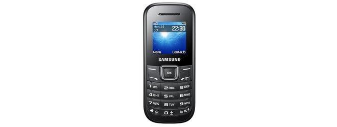 Samsung E1200 ohne Vertrag