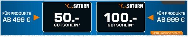 Saturn Gutscheinkarte