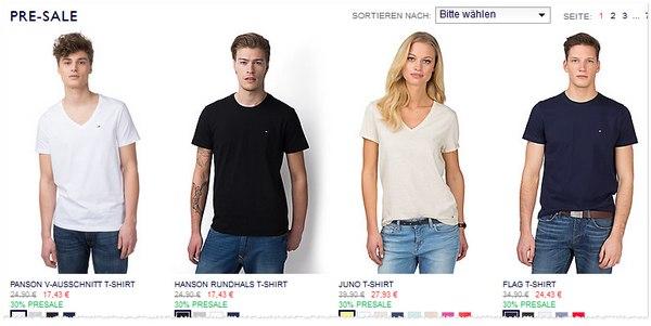Tommy Hilfiger Shirts im Sale