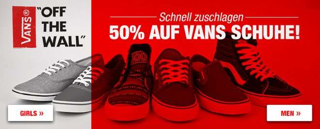 vans outlet sales