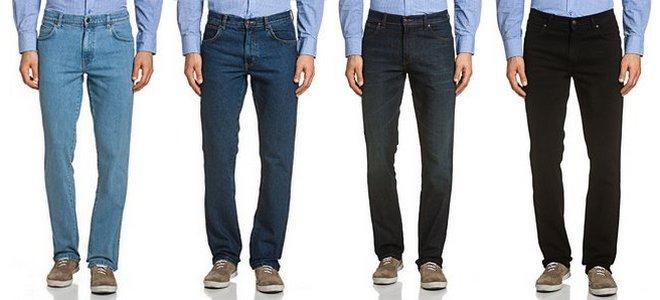 Wrangler Jeans Stretch