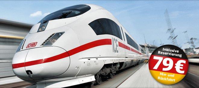 Bahn Einsteiger Ticket