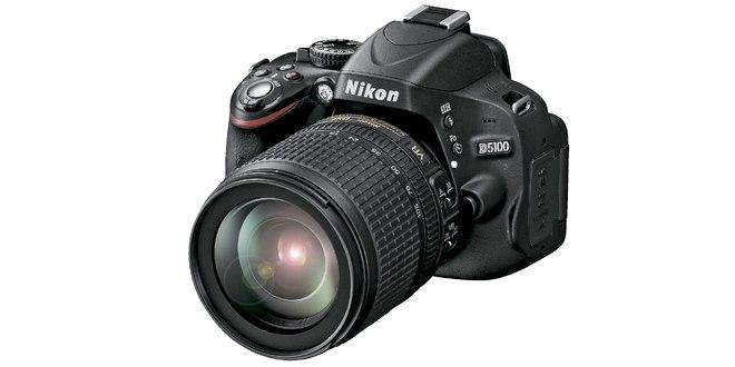 NIKON D 5100 AF S DX 18-105mm VR