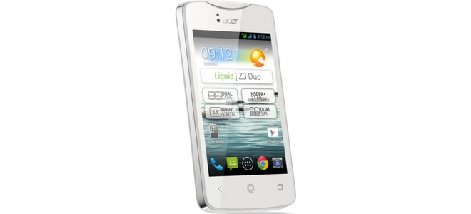 Acer Liquid Z3 Duo Z130 ohne Vertrag