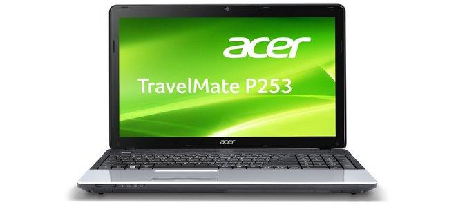 Acer TravelMate P253