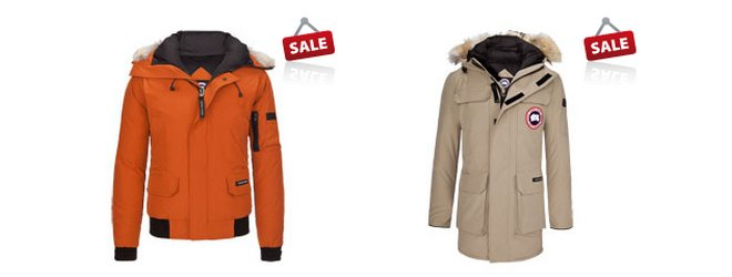 Canada Goose Sale